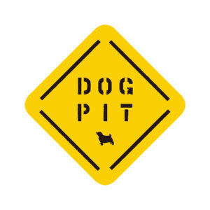 DOG PIT ロゴ 2015