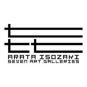 磯崎新展 七つの美術空間 ロゴ 2008
