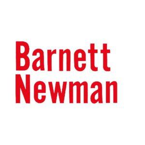 Barnett Newman ロゴ 2010